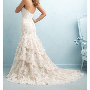 〰️ allure bridal 9215
